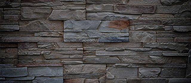 Kamień dekoracyjny na ścianę