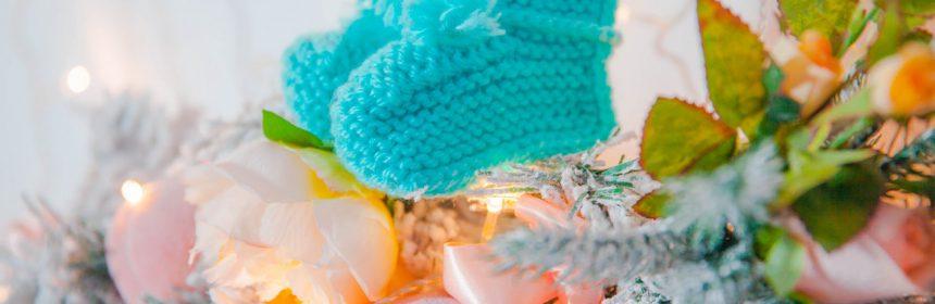 Jakie powinny być skarpetki dla niemowlaka?