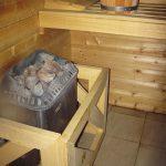Czy drewno jest jedynym materiałem do budowy sauny?