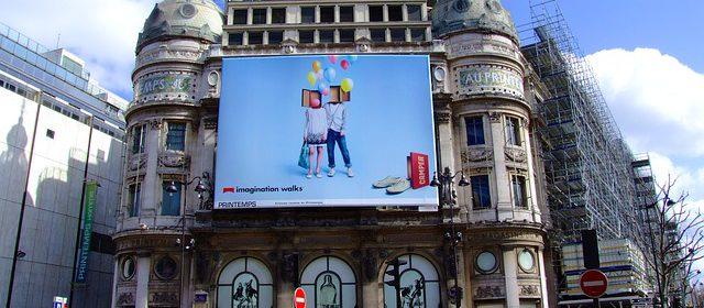 Popularne formy reklamy zewnętrznej