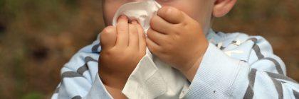 Jak leczyć katar u dziecka?