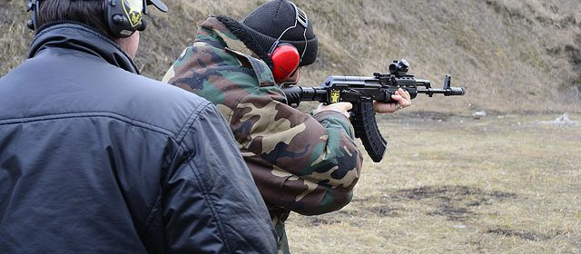 TOP 3 Shooting Range in Cracow