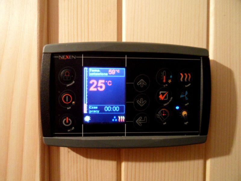 Sterownik do sauny – jak wybrać?
