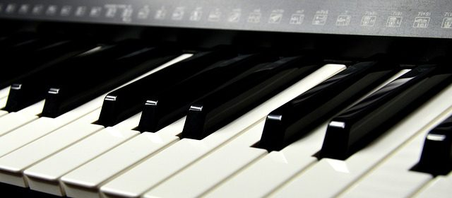 Nauka gry na keyboardzie - od czego zacząć?