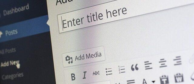 Tworzenie stron internetowych na WordPress - plusy i minusy